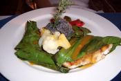 Red Snapper With Vegetables