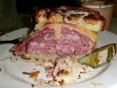 Authentic Reuben Sandwiches