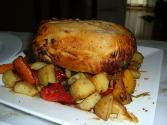 Roast Boned Turkey