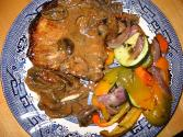 Roast Pork Chops