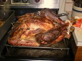 Roast Turkey With Nutty Stuffing