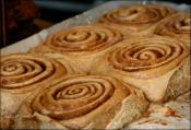 Rolled Cinnamon Bread