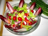Romaine And Endive Salad