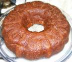 Bacardi Rum Cake
