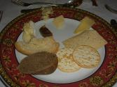 Rye Cheese Crackers