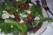 Vegetable Cheese-nut Salad
