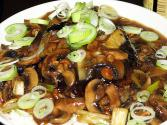 Salisbury Steaks With Mushroom Sauce