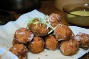 Salmon Balls