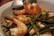 Salmon And Green Bean Casserole