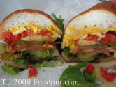 Sante Fe Chicken Cheeseburgers