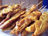 Spiced Satay Pork