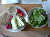 Saturday Lunch Salad