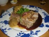 Sauerkraut And Pork With Dumplings