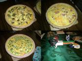 Sausage And Onion Quiche