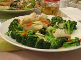 Sauteed Chinese Broccoli