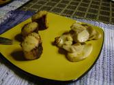 Scallops With Sauteed Mushrooms