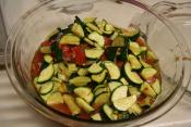 Sauteed Zucchini And Tomato