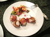 Scallop Salad With White Wine
