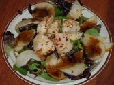 Marinated Scallop Salad