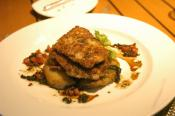 Veal Scaloppine With Mushroom And Peppers