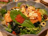 Seafood Salad With Mayonnaise