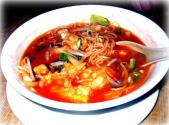 Seafood Soup With Tomato Juice