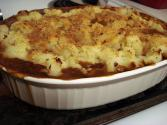 Rice Topped Shepherd S Pie
