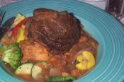Short Ribs With Limas