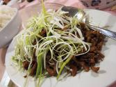 Shredded Pork In Peking Sauce