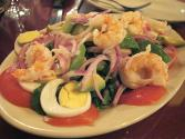 Shrimp And Avocado Vinaigrette