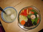 Shrimp Ball Soup