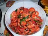Shrimp Luncheon Dish