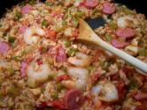 Shrimp Gumbo With Tomato