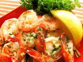 Shrimp In Lemon Butter