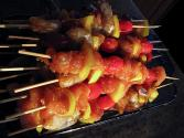 Shrimp & Scallop Kabobs