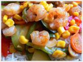 Shrimp And Zucchini