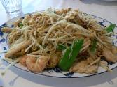 Singapore Shrimp Noodles