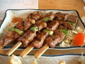 Skewered Beef