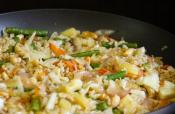 Skillet Fried Rice