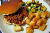 Sloppy Joe Pocket Sandwiches