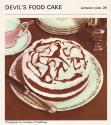 Sour Milk Devil's Food Cake