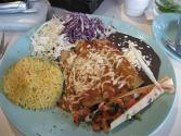 South Texas Enchiladas