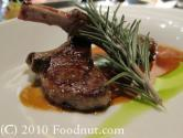 Spanish Lamb Chops
