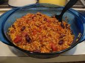 Pork Chop Spanish Rice