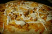 Spicy Chicken Pizza