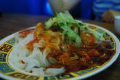 Spicy Chilled Chinese Noodles