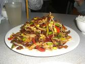 Spicy Pepper Beef