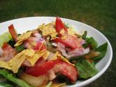 Spinach Cabbage Salad