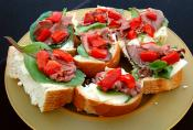 Spinach Cheese Appetizers