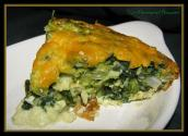 Spinach Cheese Pancakes